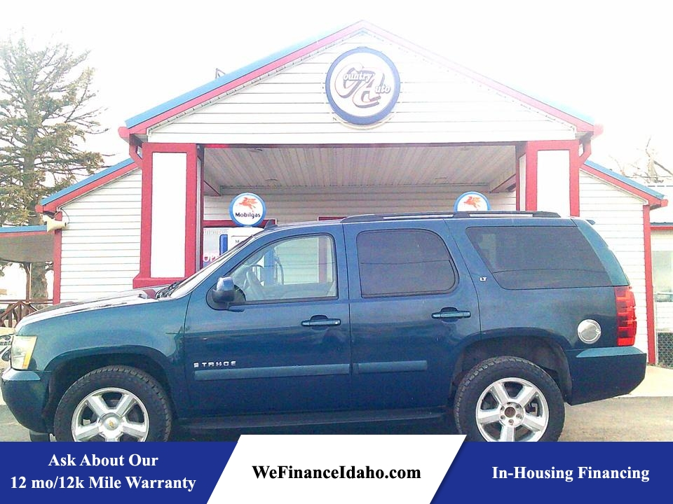 2007 Chevrolet Tahoe LT 4WD  - 8901LR  - Country Auto