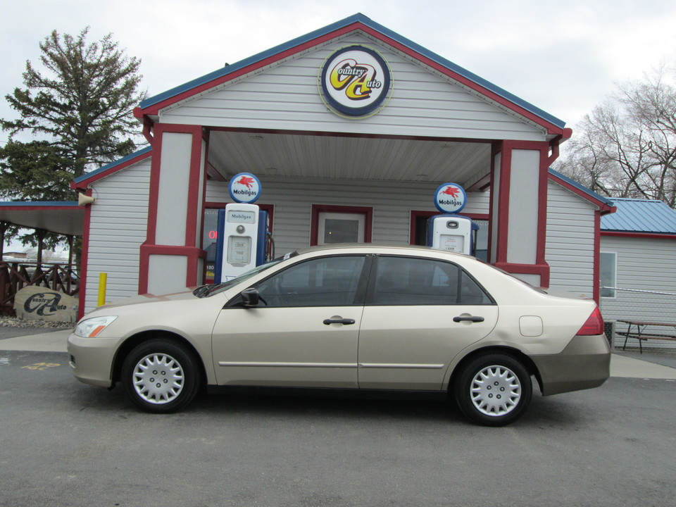 2007 Honda Accord  - Country Auto