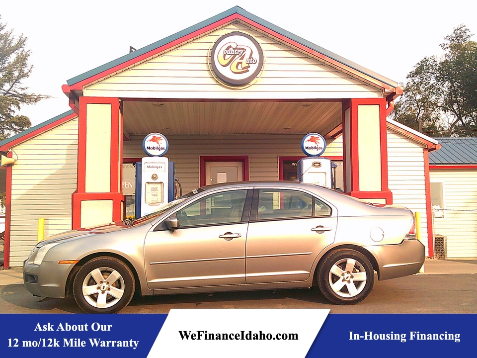 2008 Ford Fusion SE  - 8725R  - Country Auto