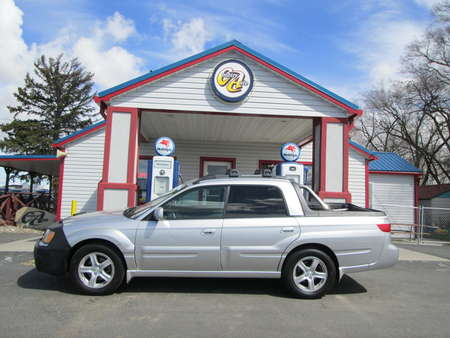 2003 Subaru Baja  for Sale  - 8091  - Country Auto