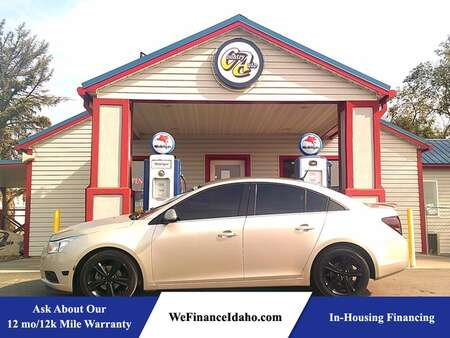 2013 Chevrolet Cruze 2LT for Sale  - 8665  - Country Auto