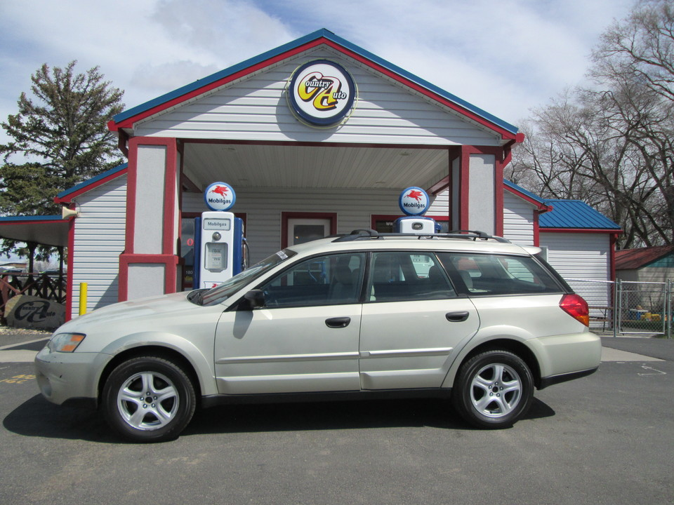 2007 Subaru Legacy  - Country Auto