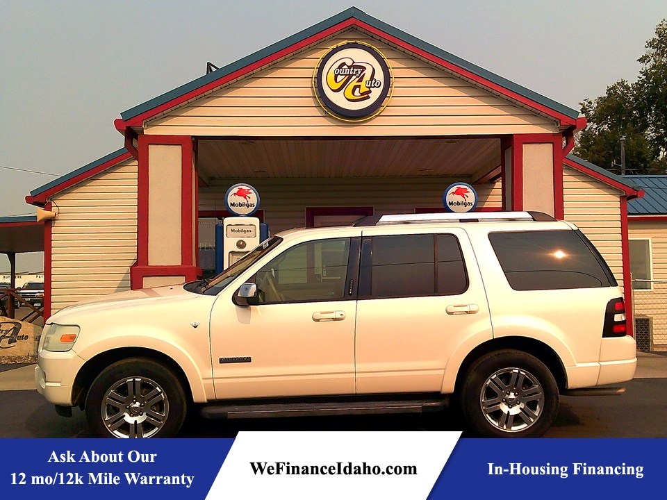 2008 Ford Explorer Limited 4WD  - 9149  - Country Auto