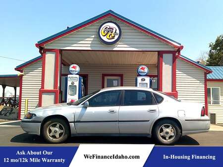 2004 Chevrolet Impala  for Sale  - 9153  - Country Auto