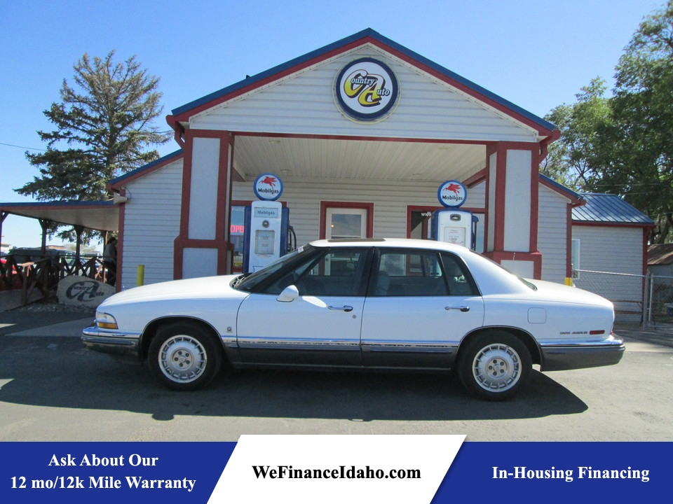 1994 Buick Park Avenue Ultra  - 8461R  - Country Auto