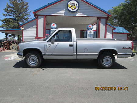 1989 GMC 3/4 Ton Pickups 4WD for Sale  - 7704R  - Country Auto