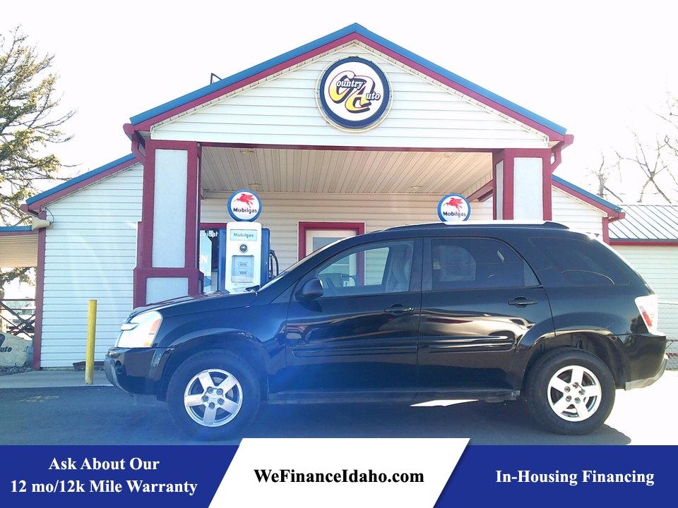 2005 Chevrolet Equinox  - Country Auto