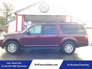 2011 Ford Expedition EL 4WD