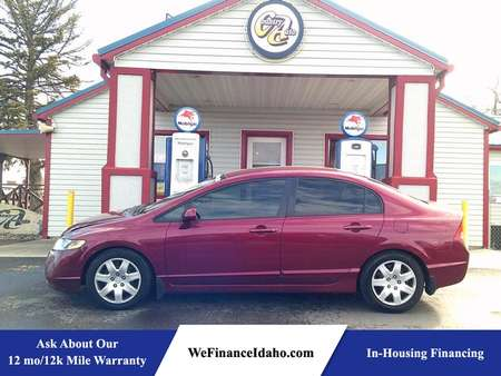 2007 Honda Civic LX for Sale  - 8563R  - Country Auto