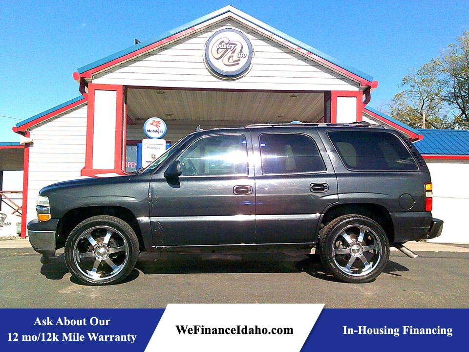 2006 Chevrolet Tahoe LS 2WD  - 8939  - Country Auto