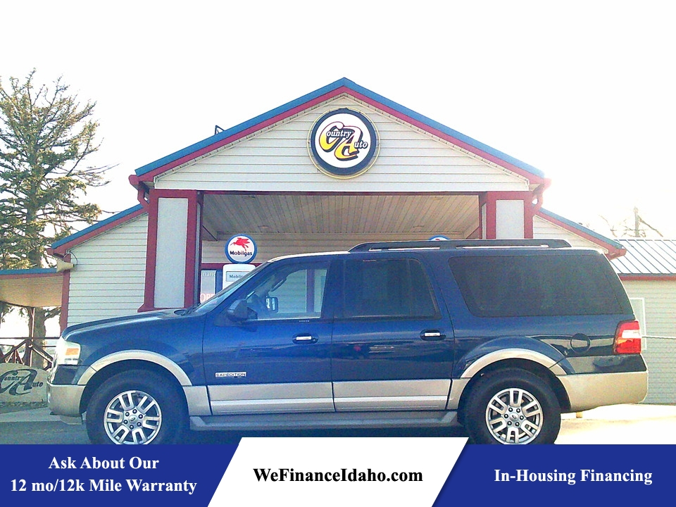 2008 Ford Expedition EL 4WD  - 8872R  - Country Auto