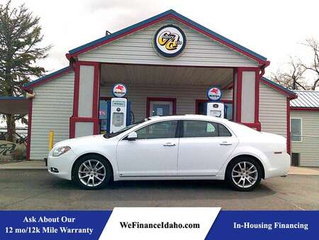 2009 Chevrolet Malibu LTZ for Sale  - 8986  - Country Auto
