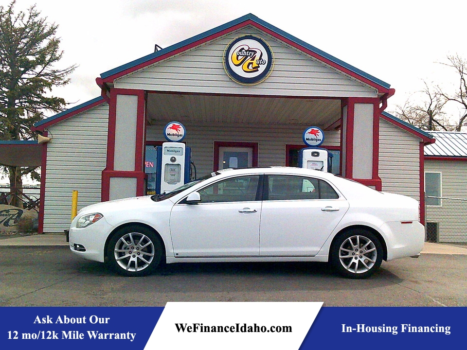 2009 Chevrolet Malibu LTZ  - 8986  - Country Auto