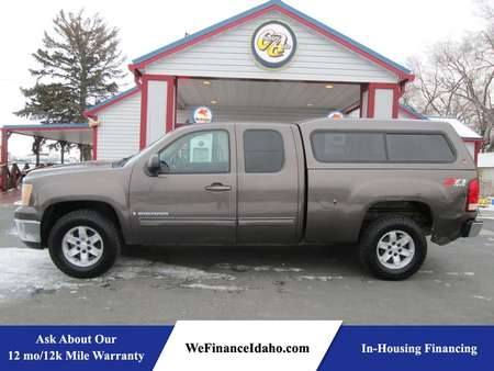 2007 GMC Sierra 1500 SLT 4WD Extended Cab for Sale  - 7722  - Country Auto