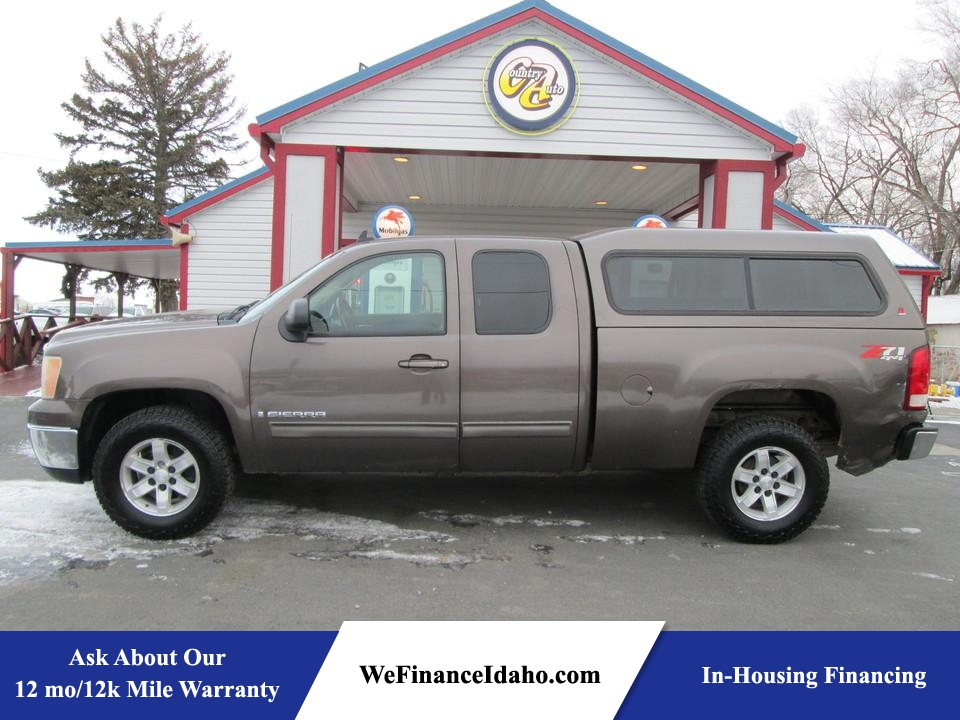 2007 GMC Sierra 1500  - Country Auto