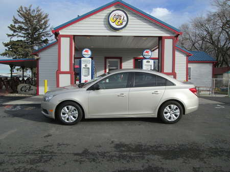 2013 Chevrolet Cruze LS for Sale  - 7878  - Country Auto