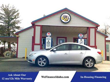 2013 Chevrolet Cruze 2LT for Sale  - 8954  - Country Auto