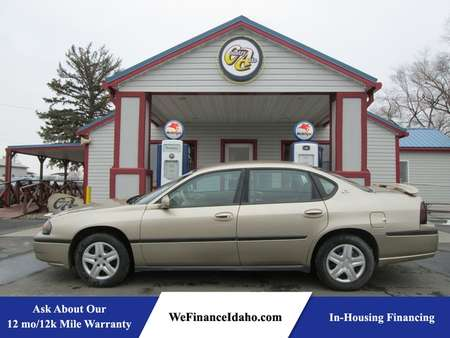 2004 Chevrolet Impala  for Sale  - 8397  - Country Auto