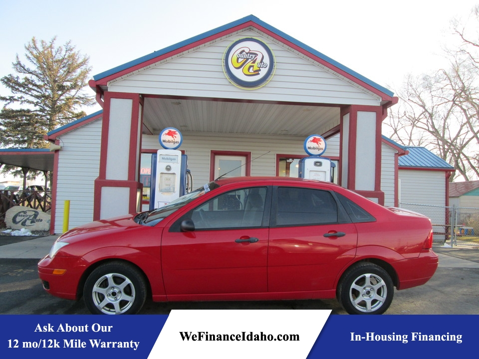 2006 Ford Focus  - 8440R  - Country Auto