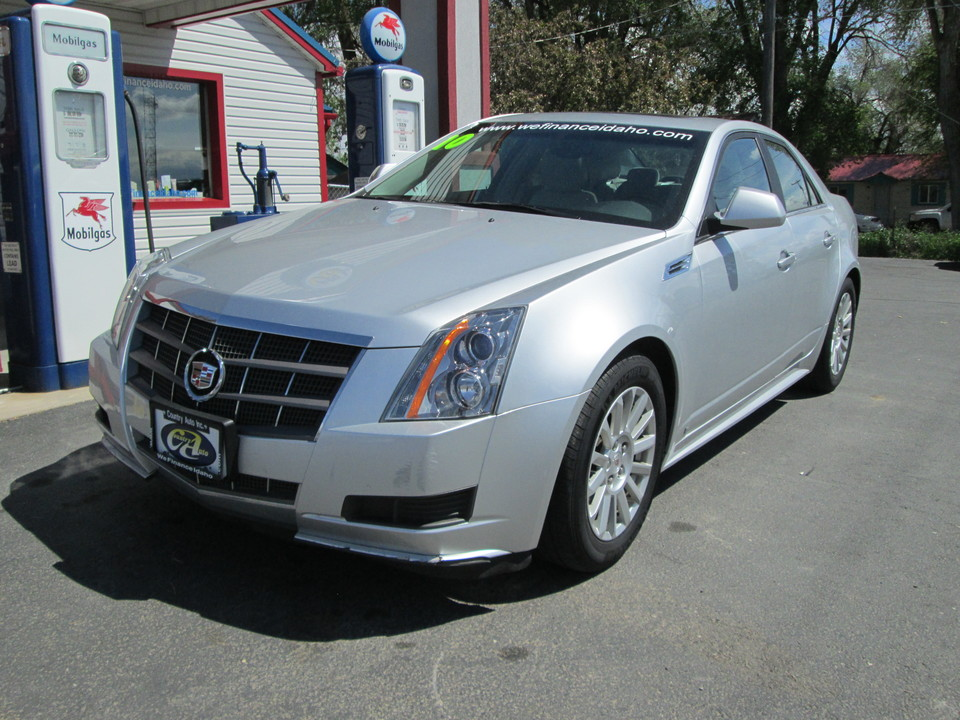 2010 Cadillac CTS  - Country Auto