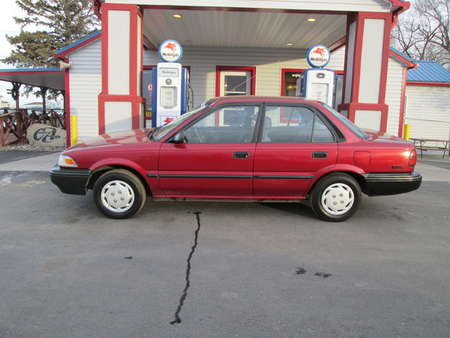 1991 Toyota Corolla DLX for Sale  - 7947  - Country Auto