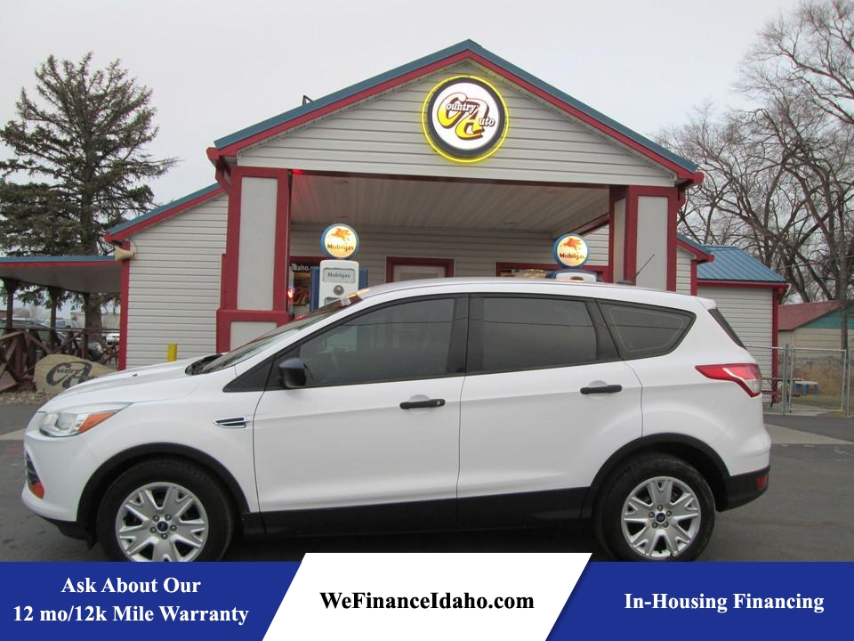 2014 Ford Escape  - Country Auto