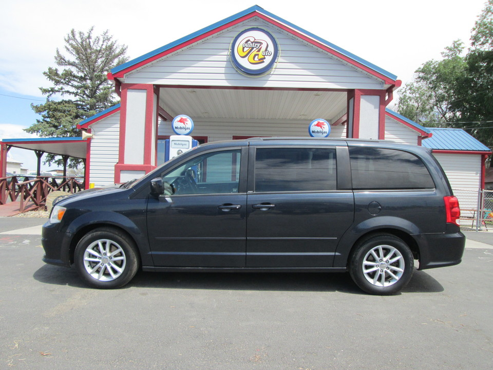 2014 Dodge Grand Caravan  - Country Auto