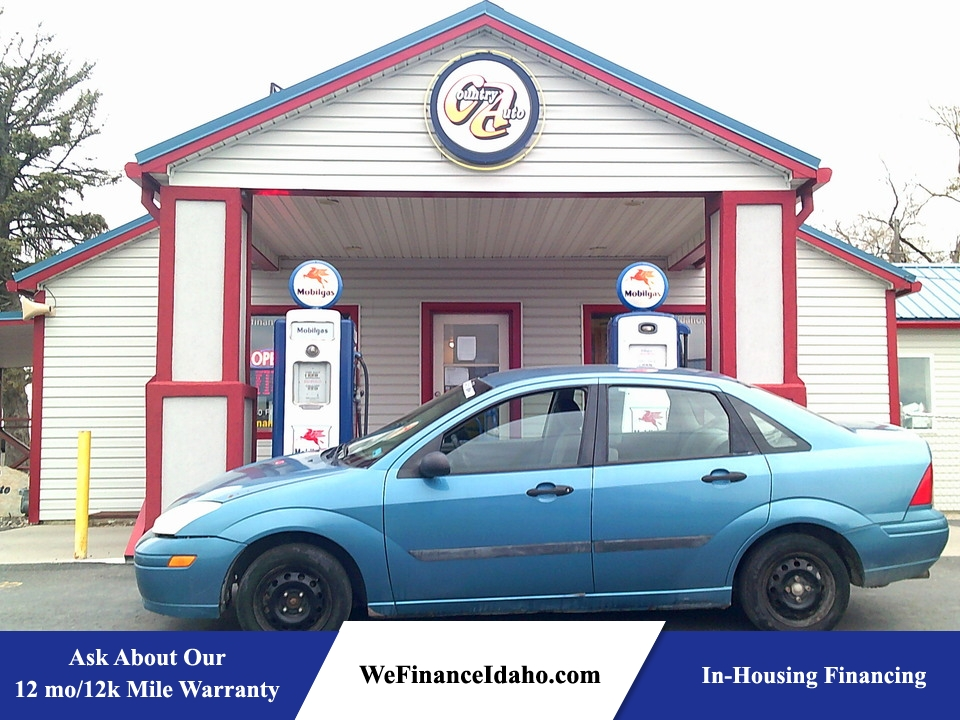 2000 Ford Focus LX  - 8780  - Country Auto
