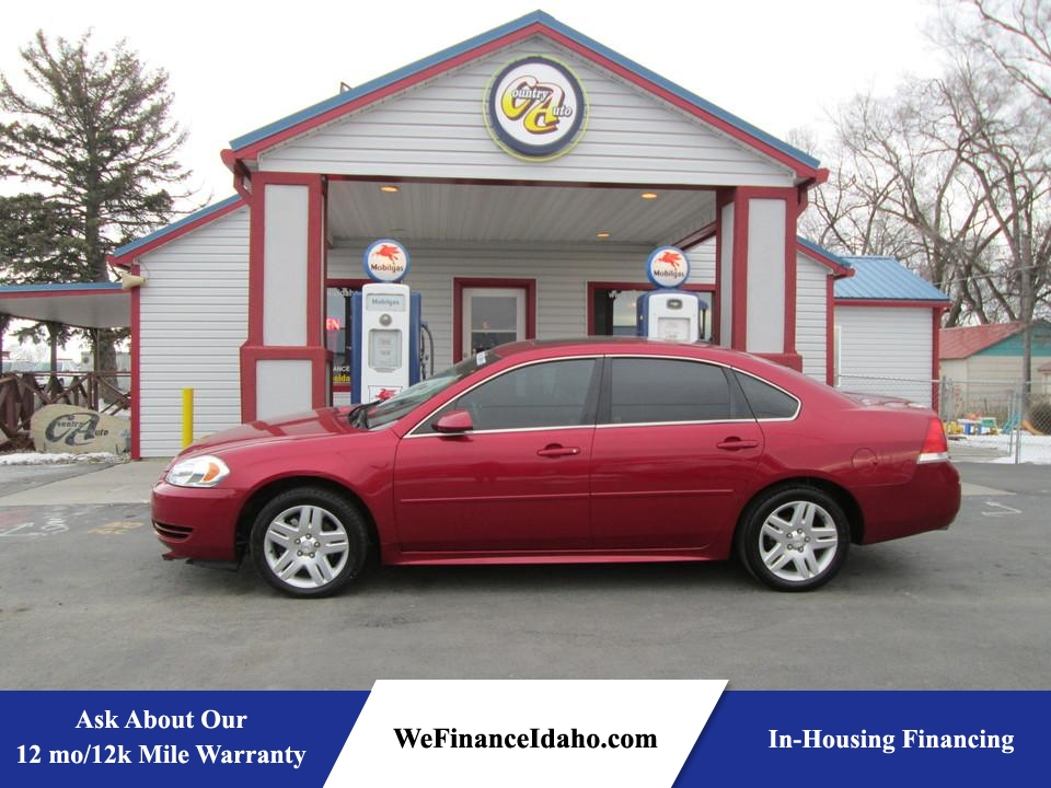2015 Chevrolet Impala Limited  - Country Auto