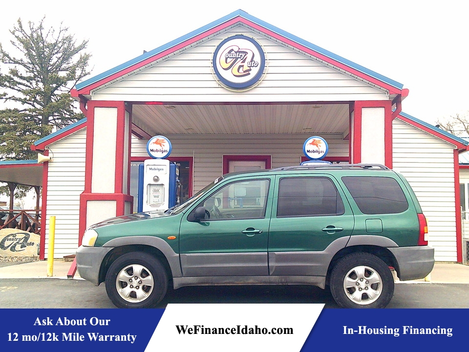 2001 Mazda Tribute  - Country Auto