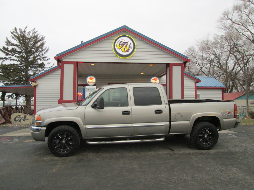 2003 GMC Sierra 1500HD  - Country Auto