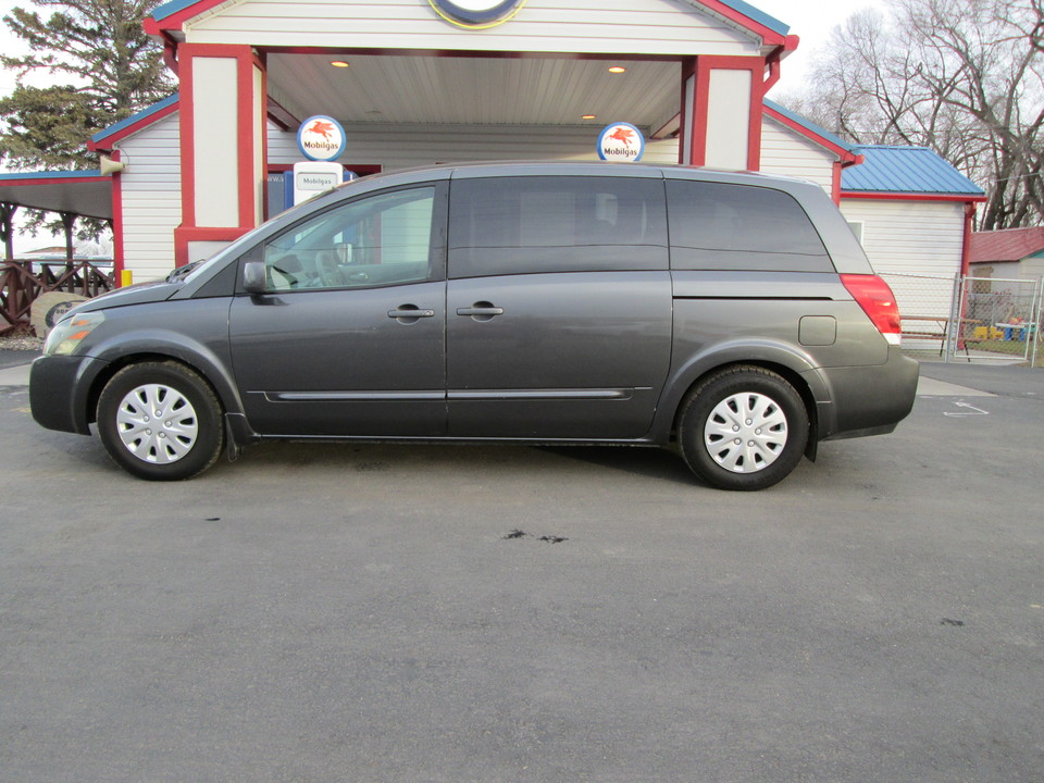 2004 Nissan Quest  - Country Auto