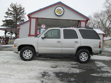 2005 Chevrolet Tahoe Z71 4WD for Sale  - 7923  - Country Auto