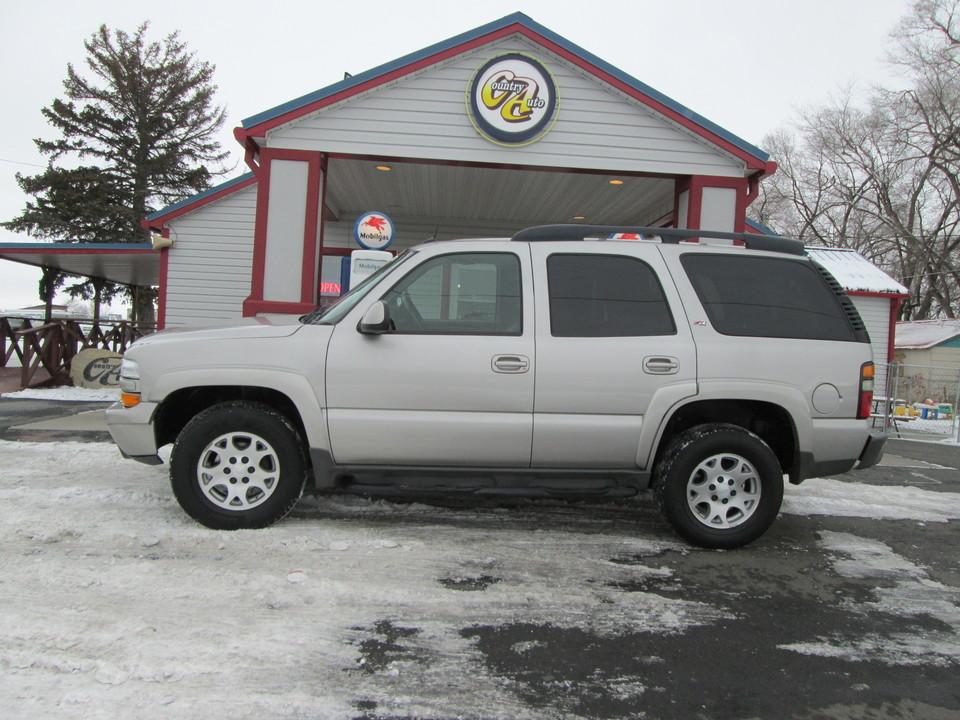 2005 Chevrolet Tahoe  - Country Auto