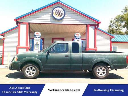 2002 Nissan Frontier XE for Sale  - 8922R  - Country Auto