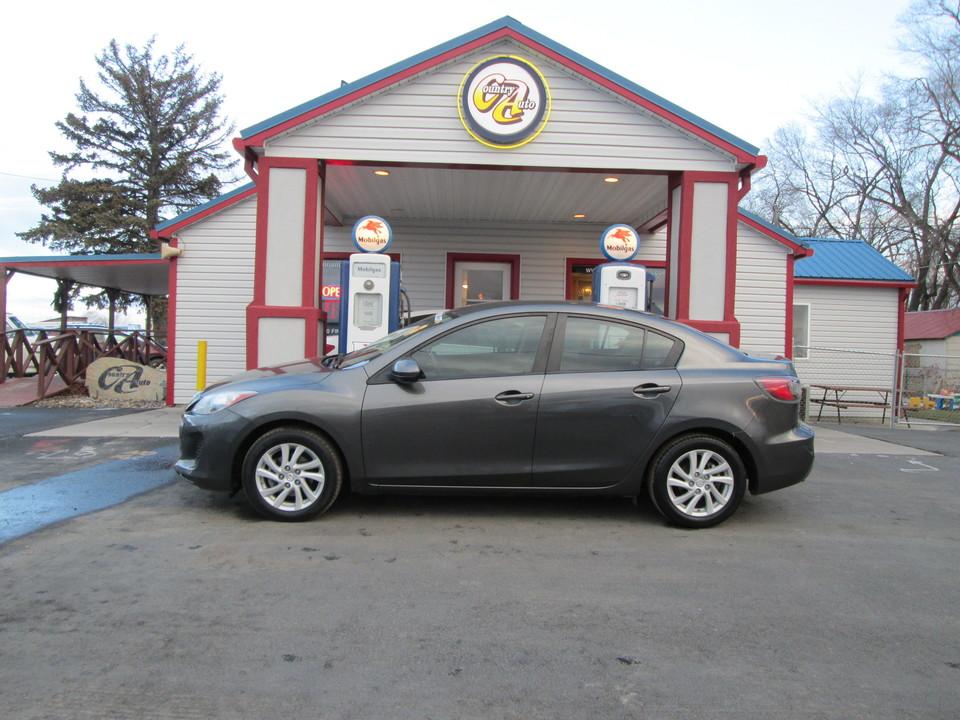 2012 Mazda Mazda3  - Country Auto
