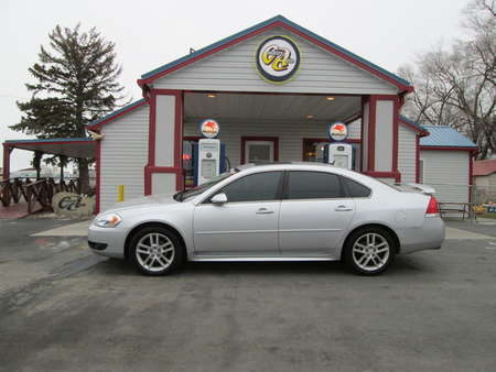 2012 Chevrolet Impala LTZ for Sale  - 7856  - Country Auto