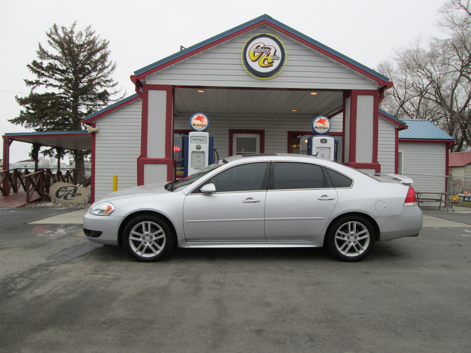 2012 Chevrolet Impala  - Country Auto
