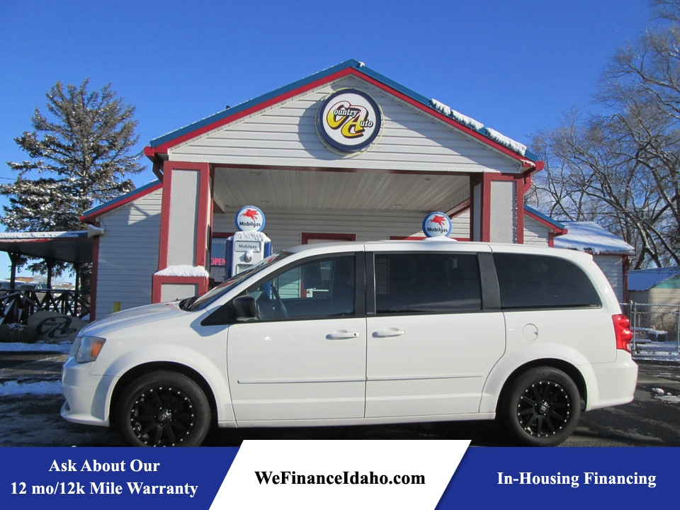 2011 Dodge Grand Caravan  - Country Auto