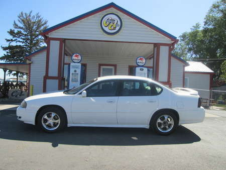 2005 Chevrolet Impala LS for Sale  - 8215R  - Country Auto