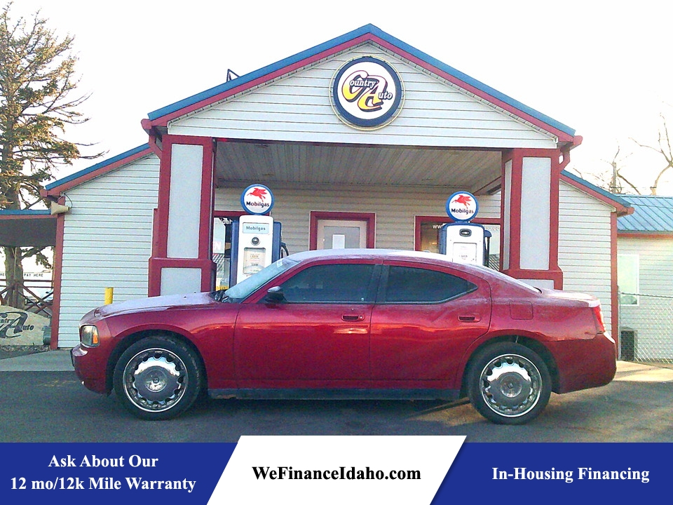 2007 Dodge Charger  - 8774  - Country Auto