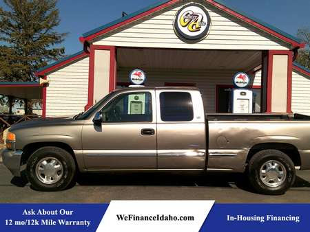 1999 GMC Sierra 1500 SLE Extended Cab for Sale  - 8585  - Country Auto
