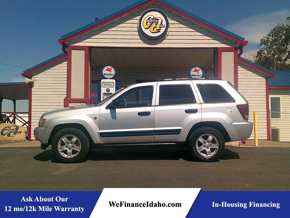 2005 Jeep Grand Cherokee Laredo 4WD  - 9202R  - Country Auto