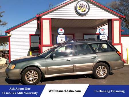 2001 Subaru Legacy Outback Ltd for Sale  - 8573R  - Country Auto