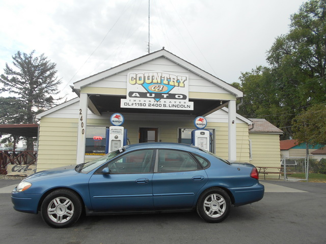 2002 Ford Taurus  - Country Auto