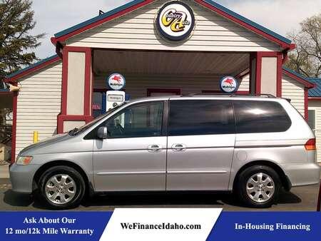 2003 Honda Odyssey EX-L for Sale  - 8602  - Country Auto