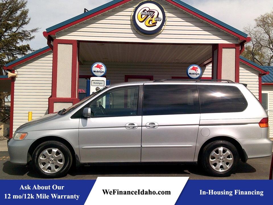 2003 Honda Odyssey EX-L  - 8602  - Country Auto