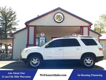 2008 GMC Acadia SLE1 for Sale  - 8621  - Country Auto