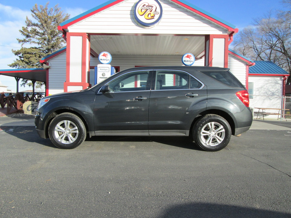 2014 Chevrolet Equinox  - Country Auto