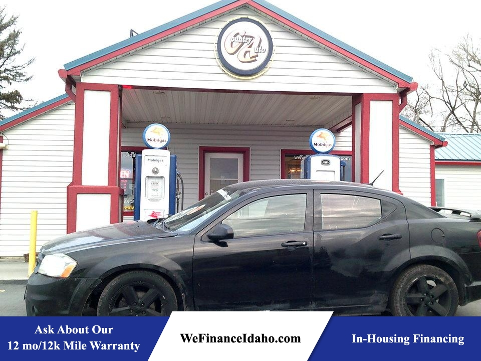 2014 Dodge Avenger SE  - 8350BR  - Country Auto